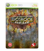 Bioshock - Steel Book Edition (Xbox 360)