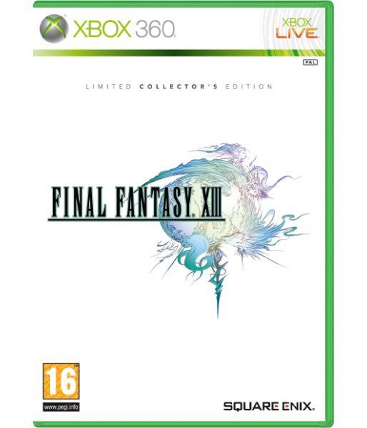 Final Fantasy XIII. Collectors Edition (Xbox 360)