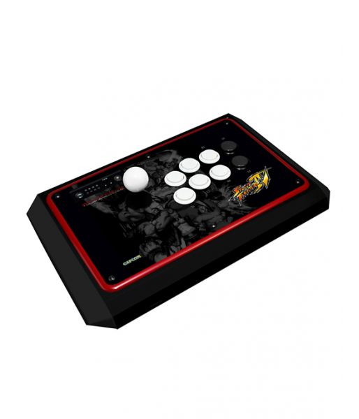 Джойстик Fight Stick Round 2 [FightStick Tournament Edition Round 2: MadCatz] (PS3)