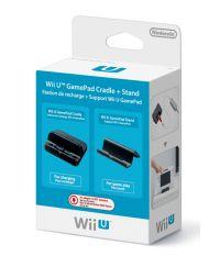 Подставка и зарядное устройство для консоли [GamePad Cradle+Stand] (Wii U)