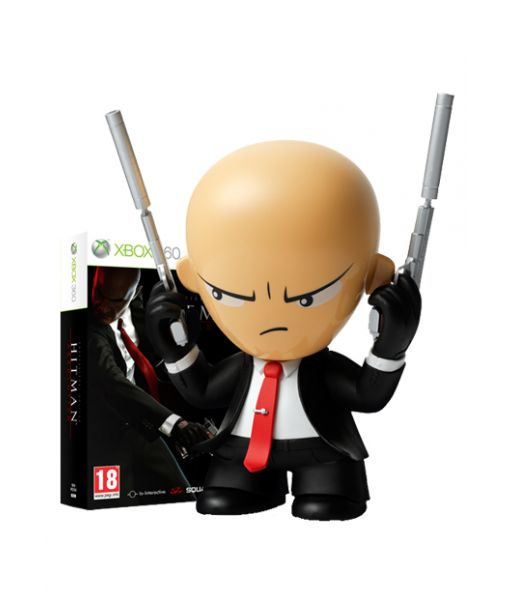 Hitman: Absolution. Deluxe Professional Edition (Xbox 360)