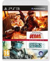 Tom Clancy's Rainbow Six Vegas 2 & Tom Clancy's Ghost Recon: Advanced Warfighter 2 (PS3)