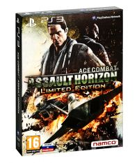 Ace Combat Assault Horizon. Limited Edition (PS3) [русские субтитры]
