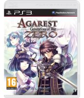 Agarest: Generations of War Zero (PS3)