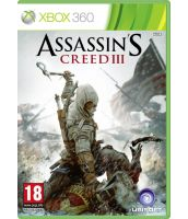 Assassin's Creed III [Русская версия] (Xbox 360)