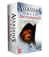 Assassin's Creed: Братство Крови. Auditore Edition (PS3) [Русская версия]