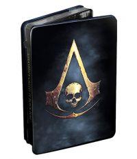 Assassin's Creed IV Black Flag. Skull Edition (PS3) [Русская версия]