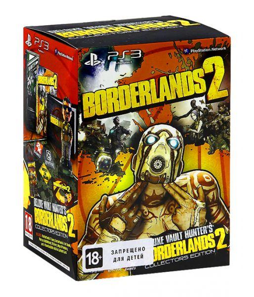 Borderlands 2. Vault Hunter's Edition (PS3)
