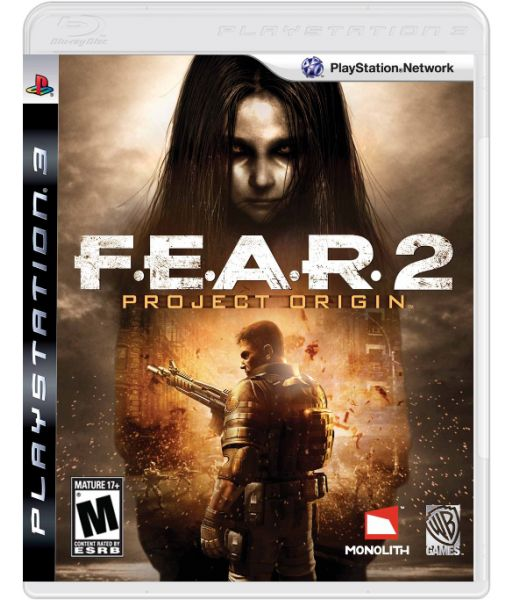 F.E.A.R. 2 Project Origin (PS3)