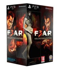 F.E.A.R. Collector's Edition [русские субтитры] (PS3)