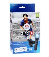 Комплект FIFA 13 [поддержка PS Moveрус. вер.]+Камера PS Eye+PS Move контроллер (PS3)