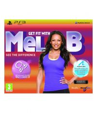 Get Fit With Mel B [только для PS Move] + Эспандер [Resistance Band] (PS3)