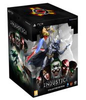 Injustice: Gods Among Us. Collector's Edition (PS3)