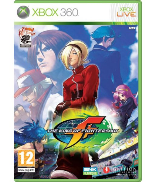 The King of Fighters XII (Xbox 360)
