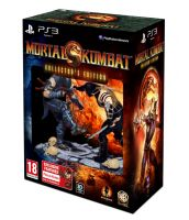 Mortal Kombat Kollector's Edition [с поддержкой 3D] (PS3)