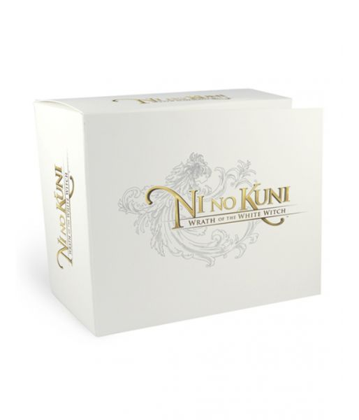 Ni no Kuni: Wrath of the White Witch Wizard's Edition (PS3)