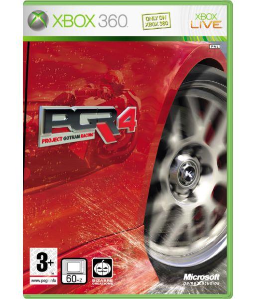 Project Gotham Racing 4 [Русская версия] (Xbox 360)