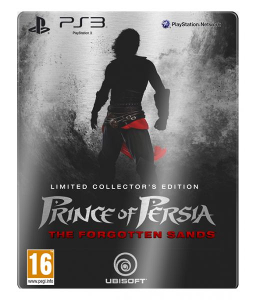 Prince Of Persia: The Forgotten Sands Collector's Edition [русская версия] (PS3)