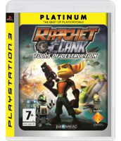 Ratchet and Clank: Tools of Destruction [Platinum] (PS3)
