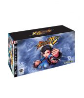 Street Fighter IV. Collector's Edition (PS3)