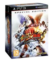 Street Fighter X Tekken. Special Edition [русские субтитры] (PS3)