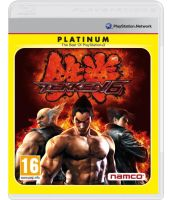 Tekken 6 [Platinum] (PS3)