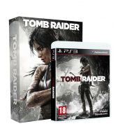 Tomb Raider Survival Edition [Русская версия] (PS3)