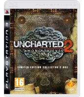 Uncharted 2: Among Thieves. Limited Edition Collector's Box [русская версия] (PS3)