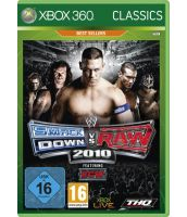 WWE SmackDown vs Raw 2010 [Classics] (Xbox 360)