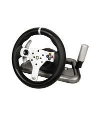 Беспроводной гоночный руль с функцией отдачи MadCatz Wireless Force FeedbackRacing Wheel (Xbox 360)
