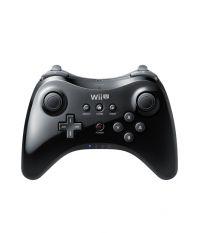 Игровой контроллер [Pro Controller] черный (Wii U)