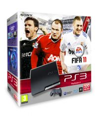 Комплект «Sony PlayStation 3 [320 Gb, CECH-2508B + FIFA 2011]»