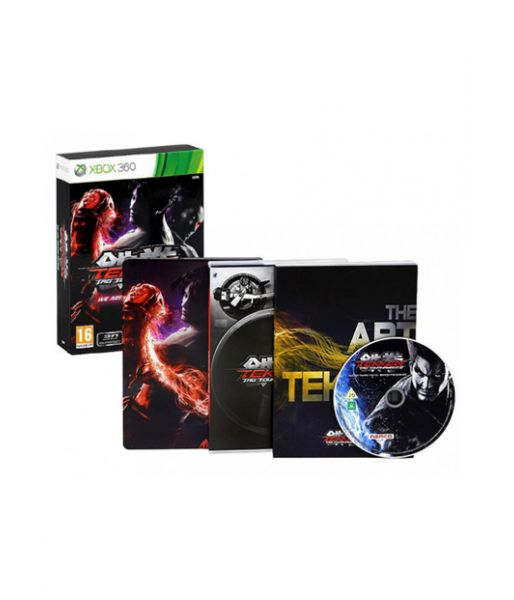 Tekken Tag Tournament 2 Collector's Edition [с поддержкой 3D, рус. субтитры] (Xbox 360)