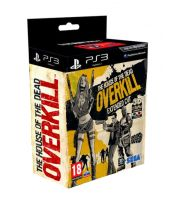 Комплект «House of the Dead Overkill [рус. док.] + PS Move Motion Controller» (PS3)