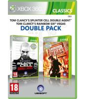 Tom Clancy's Splinter Cell Double Agent & Tom Clancy's Rainbow Six Vegas (Xbox 360)