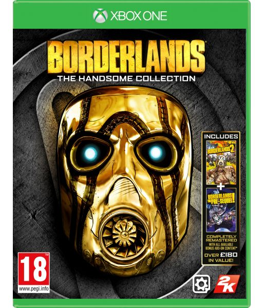 Borderlands: The Handsome Collection [русская документация] (Xbox One)