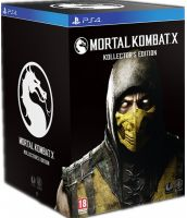 Mortal Kombat X. Kollector's Edition [русские субтитры] (PS4)