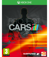 Project Cars. Limited Edition [русские субтитры] (Xbox One)